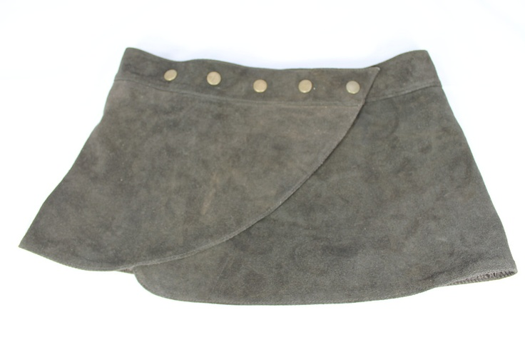 """SUEDE MINI SKIRT  $40  HAPPY COW - EBATS11.COM  Susie says: """"Awesome site! especially LOVE the suede mini skirts with pockets…. perfect for my next festival!!"""""""
