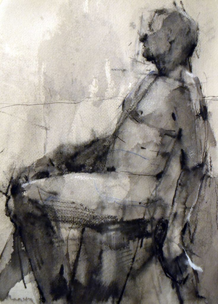 Figure study - I don't know who did this, there was no source