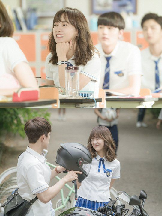 "High expectations set for Kim Sejeong in ""School 2017"""