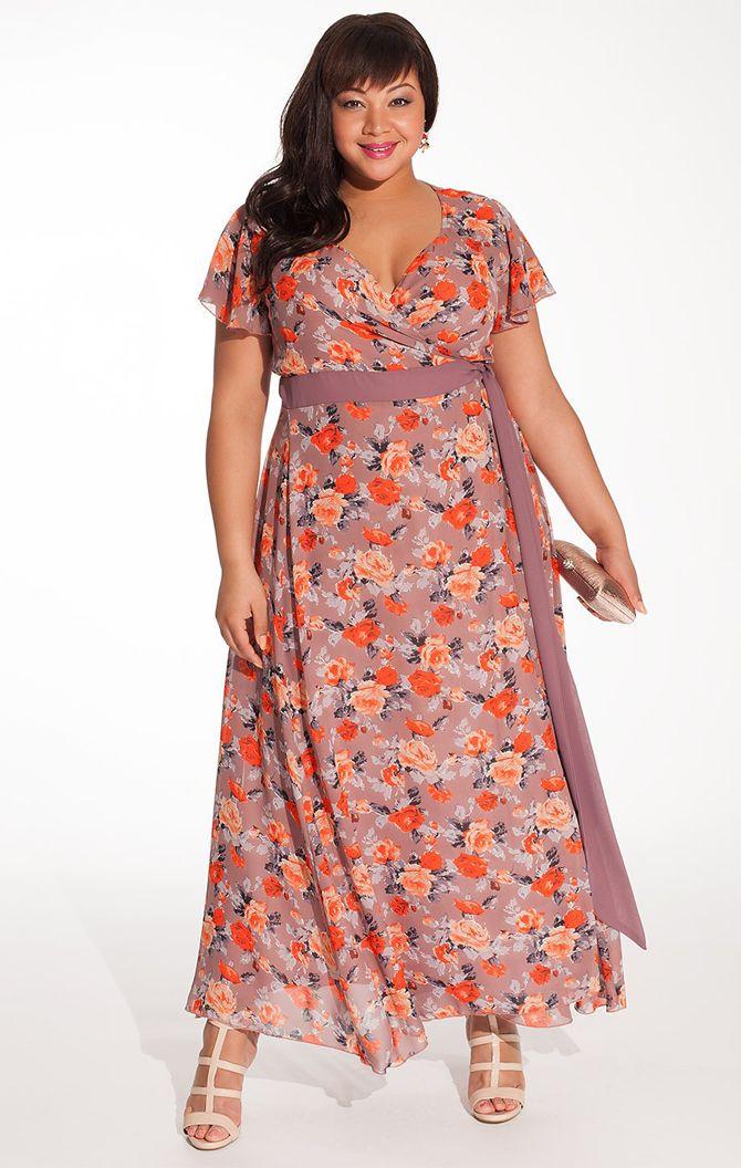 Igigi kiyomi maxi dress