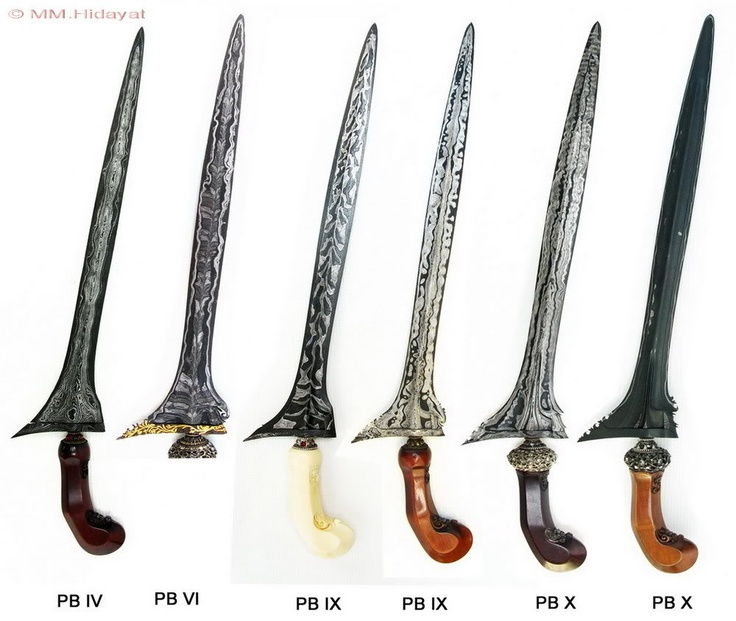 Keris, Royal Sacred Weapon