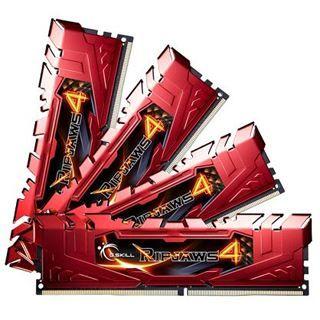 16GB G.skill RipJaws 4 DDr4 - 3000Mhz CL15