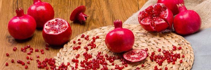 Kunnen we langer jong blijven met granaatappels?        We weten al een paar jaar dat het eten van granaatappel zaden en het drinken van granaatappelsap gezond is. Granaatapp