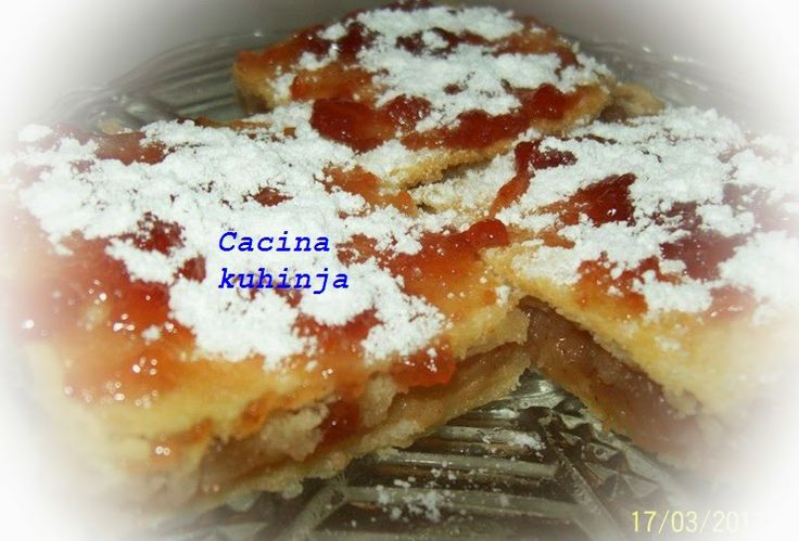 Cacina kuhinja: Posna lenja pita