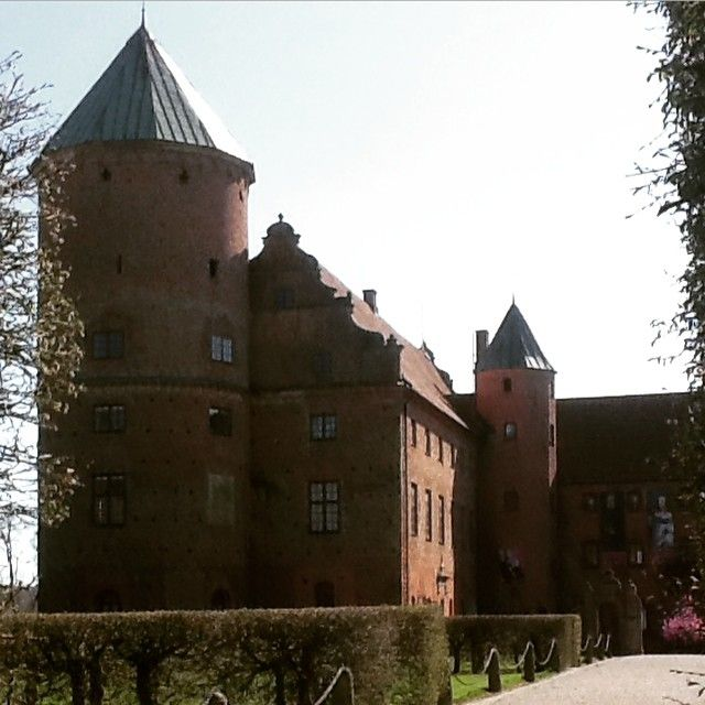 Skarhult Castle (1560) Sweden /Photo Ann-Sofi
