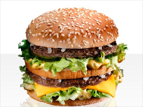 McDonald's Big Mac... Created by Jim Delligatti at his Uniontown McDonald's restaurant, the Big Mac debuted and was test marketed in three other Pittsburgh-area McDonald's restaurants in 1967.