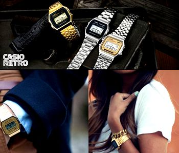 E-MEN Ρολόγια - Casio Vintage Watches