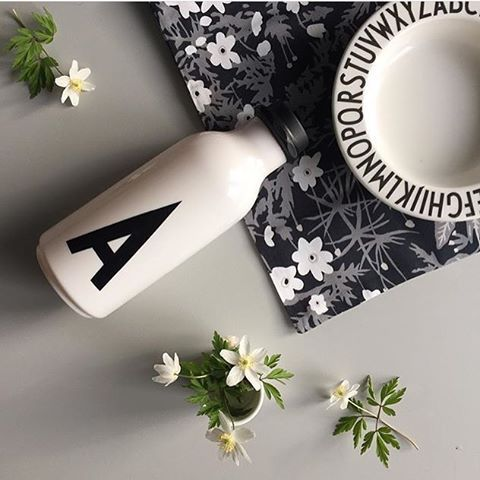 The must have Design Letters drink bottle is now online, perfect for out and about. Image via @designletters.