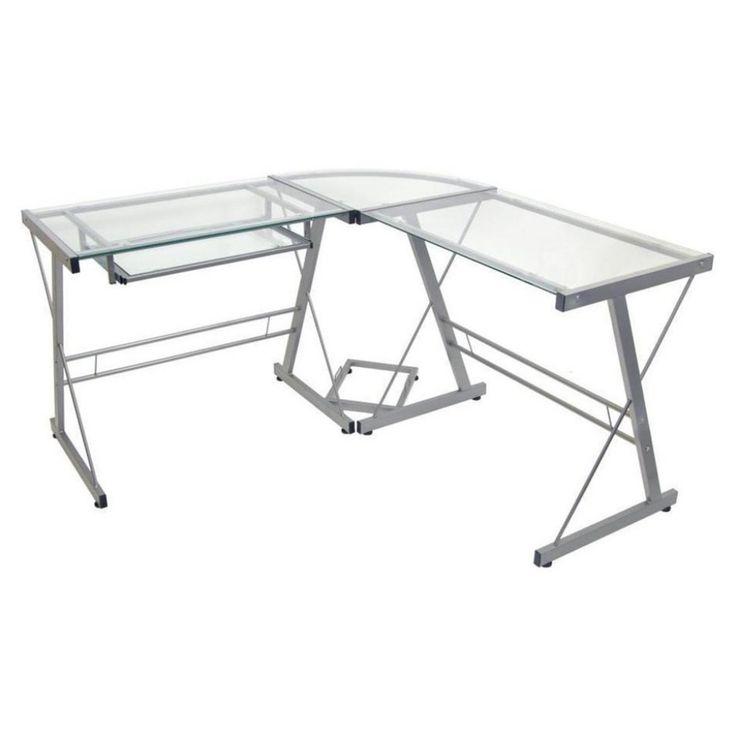Officemax Desks Glass Top