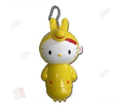Kitty phone vibrator for
