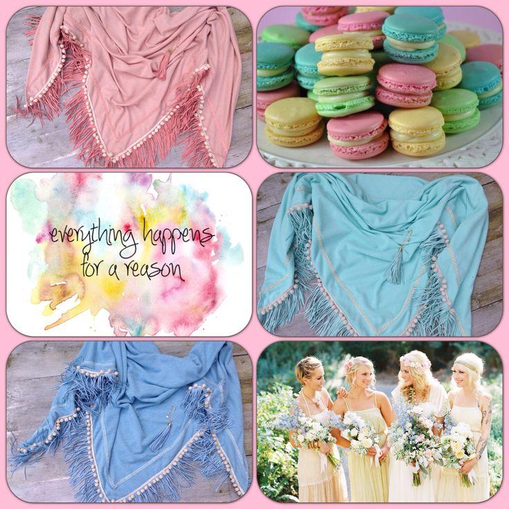 Lovely pastels