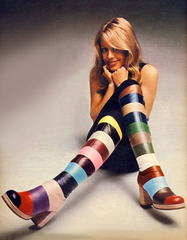 b22-design:    vintage Shoe Colouring Ad
