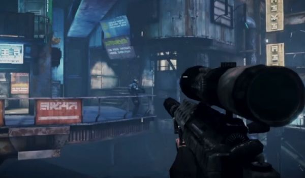 Here's some brand new Killzone gameplay for you on PS Vita. It's apparently better looking than Uncharted. Release date now confirmed in September.