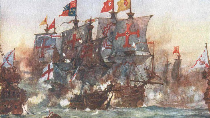 Historia: La batalla de la isla de las Flores: Inglaterra, derrotada una vez más por España. Noticias de Alma, Corazón, Vida