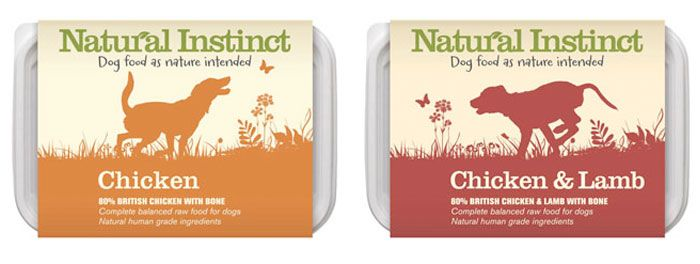 Natural Instinct Pet Food - The Dieline -