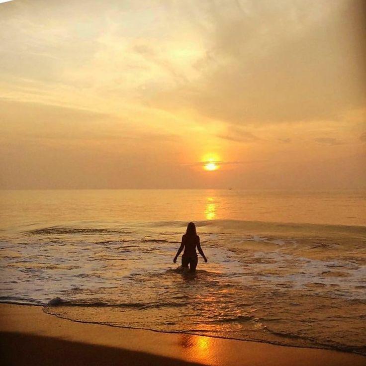 Amazing Sunset @ Tangalle - Sri Lanka https://www.srilankatravelandtourism.com  Photo by @kikarybanska  Sri Lanka Travel Tour Operator. Explore Sri Lanka with Us. Mobile-WhatsApp-Viber 94 777854022  #srilanka_travel #srilanka#colombo #qatar#saudi#ksa#kuwait#oman #bharain#dubai#france#riyadh #germany#ksa#arab#arabia#saudiair #qutarairways#train#czech#austria#poland#lithuania#romania#italy #portugal #russia #russian #beach #sunset #amazingphoto