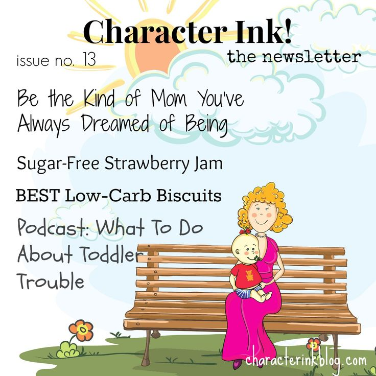 #Characterink #newsletter #toddlers #sugar-free #strawberryjam #lowcarb #biscuits