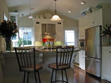 Rambler remodel post wwii rambler kitchen remodel for Rambler kitchen remodel ideas