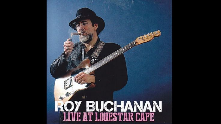 ROY BUCHANAN - Short Fuse - LIVE New York City 1985