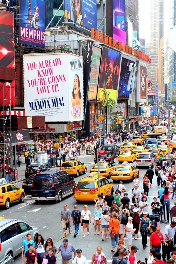 For me the creative class brings diversity and when I think diversity I imagine places like LA or Times Square In NYC.