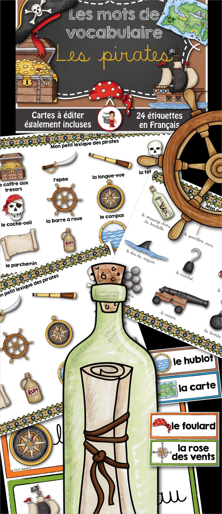 143 best projet pirate maternelle images on pinterest pirate