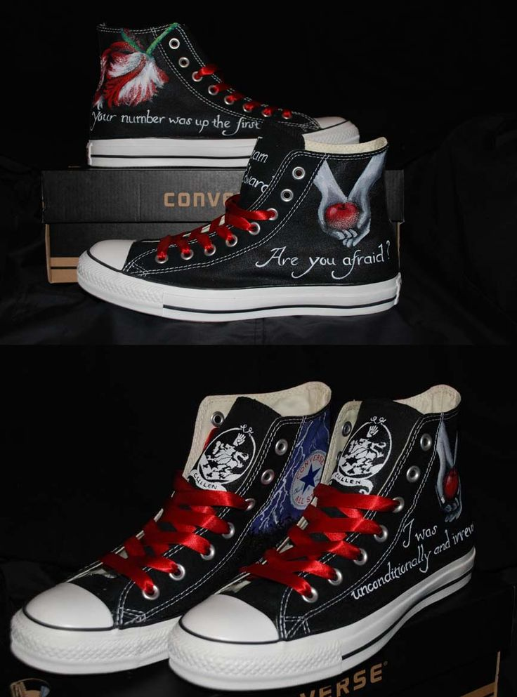 twilight saga merchandise converse - Google Search
