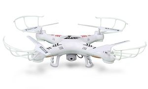 Groupon - Zuzo FX1 Drone Quadcopter with HD Camera. Groupon deal price: $52.99 FOR NICK