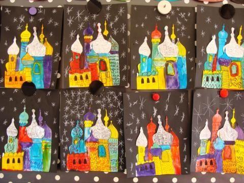 Inspiratie Rusland - miniature - Vivi Maternelle