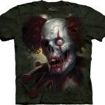 Scary Clown Shirt