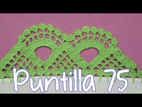 Puntilla 75 | Cristy Salgado | Puntillas Maribel - YouTube