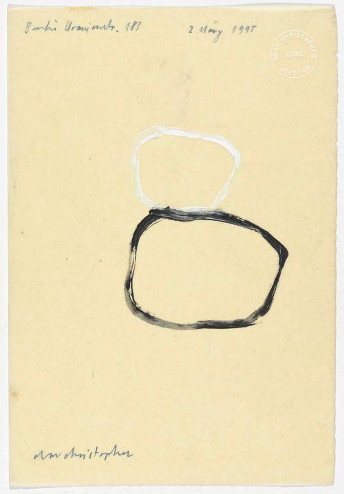 Olav Christopher Jenssen  Untitled, 1995/2002