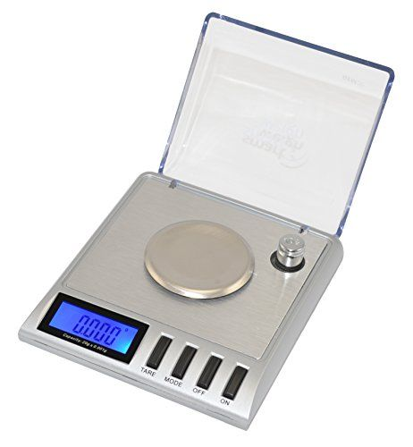 cool Smart Weigh GEM20 High Precision Digital Milligram Scale 20 x 0.001g Reloading, Jewelry and Gems Scale
