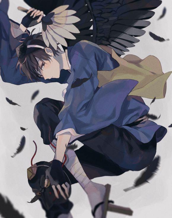 Osomatsu-san Karamatsu #Anime「♡」Youkai Ver