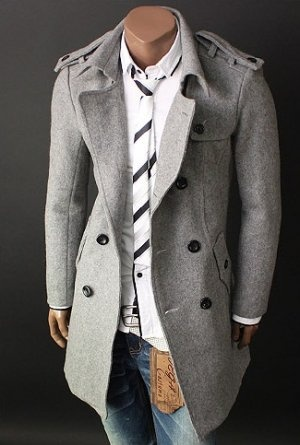 17 Best ideas about Mens Wool Trench Coat on Pinterest | British ...