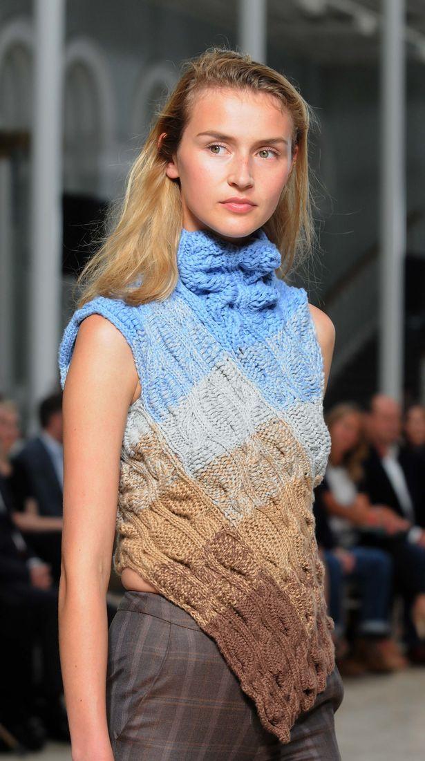 #EIFF #graeme black #DiGilpin #Knitwear #Scottish #Edinburgh #Fashion #Cable