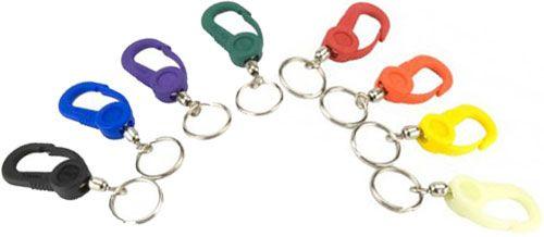 Брелоки для ключей с карабином и цепочкой