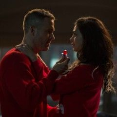 Dead Pool and Vanessa - love this ring pop engagement scene :)