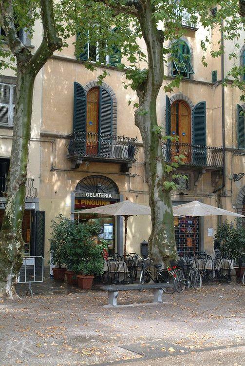 Gelateria, Lucca Italy