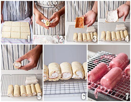 Como hacer Panteras Rosas - http://blogmegasilvita.com/2014/06/panteras-rosas.html