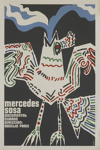 Mercedes Sosa by Danish Film Institute,