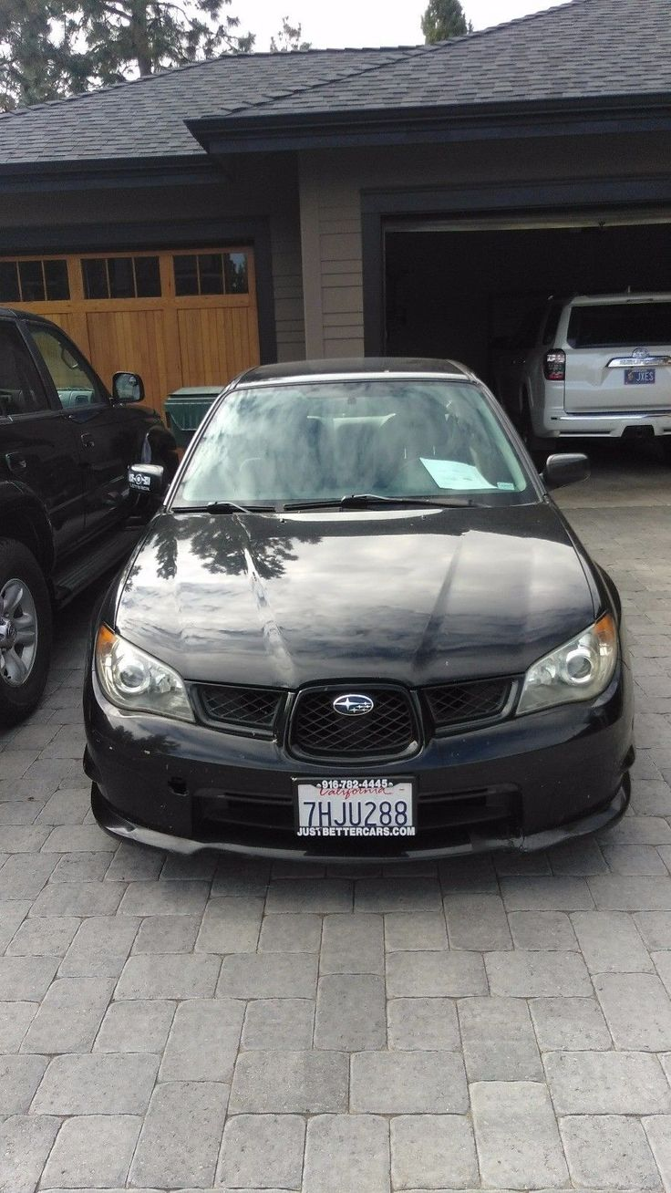 nice Great 2006 Subaru Impreza  2006 Subaru WRX 2018-2019 Check more at http://24carshop.com/product/great-2006-subaru-impreza-2006-subaru-wrx-2018-2019/