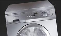 SMEG Washing Machine. I want one...