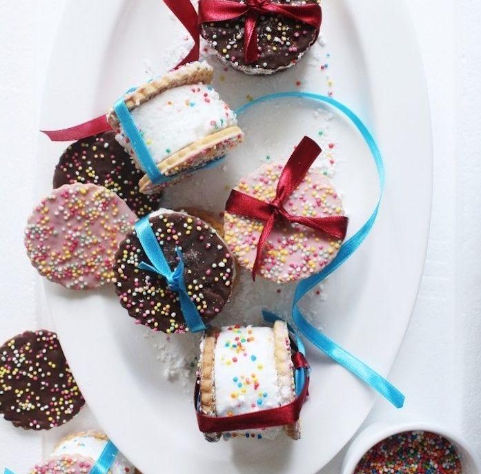 411 best noel images on pinterest for Idee dessert original
