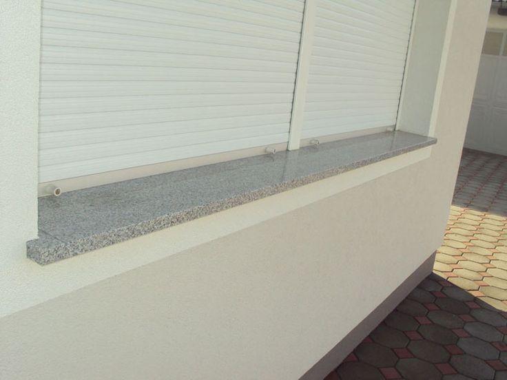 Mit unsere #Granit #Fensterbänke, die echte Schmuckstücke repräsentieren, bringen Sie ganz neuen Look zu Ihrem Heim.  http://www.granit-deutschland.net/granit-fensterbanke