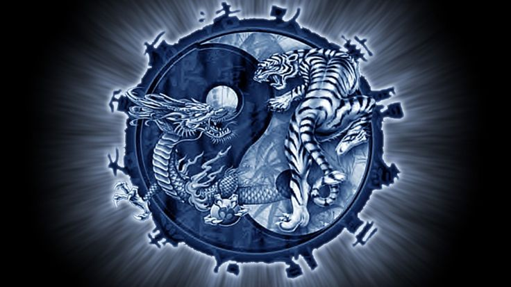 shaolin dragon and tiger symbolism