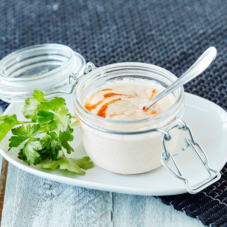 Sriracha-jogurttikastike | K-Ruoka