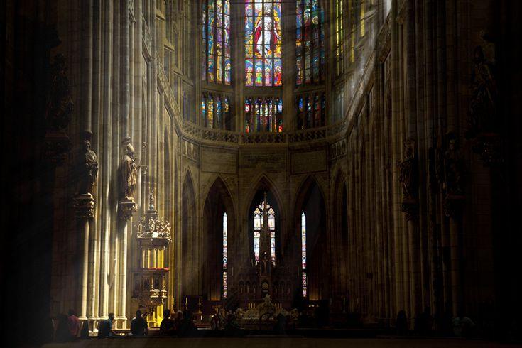 Что посмотреть в Праге за 3 дня? День первый. - хвойная