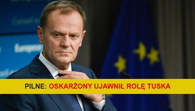 PILNE. Oskarżony zdradza: Tusk jako premier wyraził zgodę na współpracę z FSB