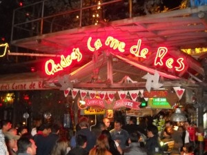 Andres Carne de Res - Crazy place in Chia, Colombia (South America) with AMAZING food!
