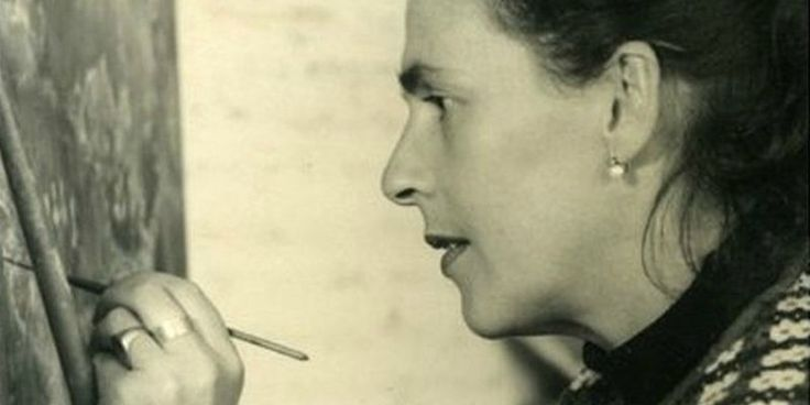 """Leonora Carrington on being not a muse: 'I didn't have time to be anyone's muse ... I was too busy rebelling against my family and learning to be an artist"""""""